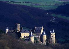Bourscheid Castle - Luxembourg