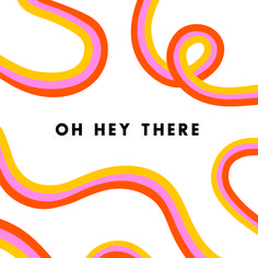 oh hey there / by the uncommon place