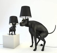 would like that lamp at home?