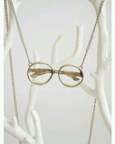 Glasses necklace