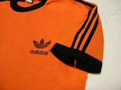 1970s adidas t shirts