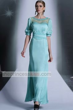 Elegant Mermaid Sweetheart Long Sleeve Evening Gowns with New Fashion 2014 PK30893 - Prom Dresses - Occasions