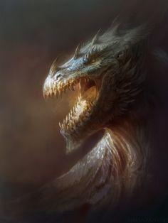 Dragon Head by Antonio José Manzanedo