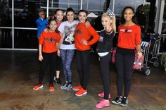 "The ""Dance Moms"" Cast Arrives at Sydney Airport (3.9.15)"