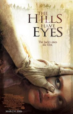 The Hills Have Eyes , starring Ted Levine, Kathleen Quinlan, Dan Byrd, Emilie de Ravin. A suburban American family is being stalked by a group of psychotic people who live in the desert, far away from civilization. #Horror #Thriller