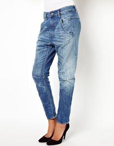 Diesel | Diesel Fayza Boyfriend Jeans at ASOS