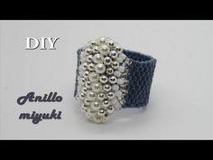 Bead Jewellery, Diy Jewelry, Beaded Jewelry, Jewelery, Handmade Jewelry, Jewelry Design, Jewelry Making, Seed Bead Tutorials, Beading Tutorials