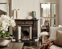 The United Kingdom / London / Private Residence / Living Room / Eric Kuster / Metropolitan Luxury