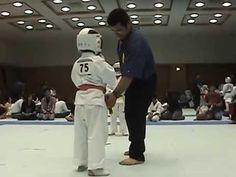 Campeonato de Karatê - Japão