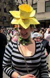 daffodil hat - Google Search
