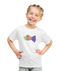 Fish T- shirt without autograph