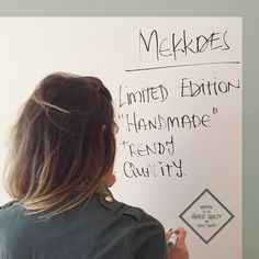 So...This is Mekkdes! Makers of The Highest Quality and Latest Trends.  www.mekkdes.com