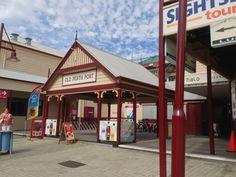 Old Perth Port