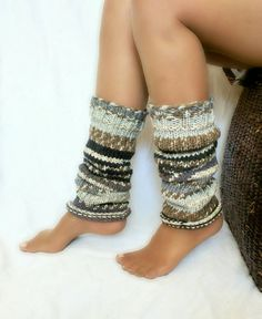 Check out this item in my Etsy shop https://www.etsy.com/listing/454112866/knit-leg-warmers-boot-socks-chunky-leg