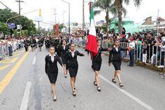 #Cobaem_Morelos participó en el Desfile del CCVII Aniversario del Inicio de la #IndependenciaDeMéxico #MorelosPatrio #juventudcultayproductiva