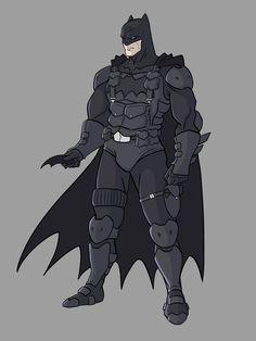 Batman by ~RDComics