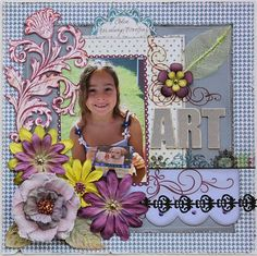 Such a Pretty Mess: Coming up in Stitches!! April Kits! From My Creative Scrapbook!