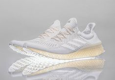 3D printing technology is the future of the sneaker industry and adidas is one of the first brands to jump on the futuristic bandwagon with the adidas Futurecraft. The silhouette will definitely remind you of 2015's classic adidas Ultra Boost … Continue reading →