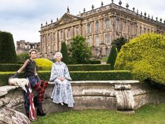 Gucci will be sponsoring 2017 fashion exhibition in Chatsworth House of the UK