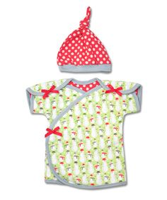 Miss Frosty the Snowman Reversible NIC-IV Shirt & Cap - Perfectly Preemie