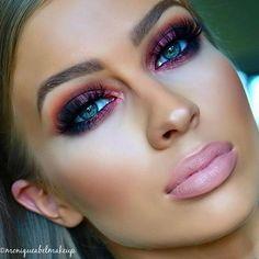 Love My Makeup, Gorgeous Makeup, Makeup Looks, Amazing Makeup, Free Makeup, Makeup Tips, Makeup Tutorials, Makeup Ideas, Makeup Forever Hd Foundation