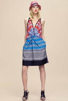 Derek Lam Lookbook Resort 2012
