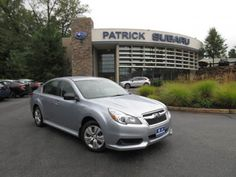 Used 2013 Subaru Legacy 2.5i for sale in Shrewsbury, MA    Only if going to Framingham first.   01545. Learn more about this vehicle.