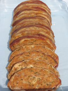 Banana Bread, Bacon, Pork, Food And Drink, Meat, Desserts, Recipes, Cukor, Dios