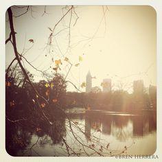 Piedmont Park, Atlanta.