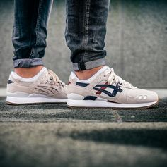 "ASICS GEL-LYTE III ""GAME SET MATCH"" More"