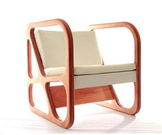 furniture Obivan Modern Armchair by Naif Design Simple Furniture, Plywood Furniture, Sofa Furniture, Modern Furniture, Furniture Design, Furniture Online, Discount Furniture, Office Furniture, Industrial Dining Chairs
