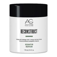 Hair Care: AG Hair Keratin Repair Reconstruct Intense Anti-Breakage Mask