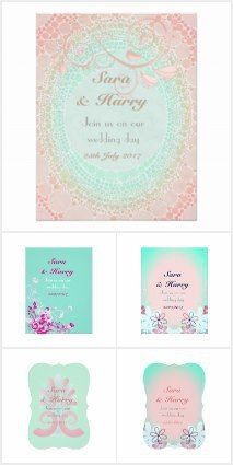 Personalized Wedding Invitations