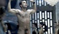 Robi u Zagrebu: Ja imam veliki *****! Robbie Williams, Dj Video, Instant Messenger, Celebs, Celebrities, Your Smile, Avatar, Hot Guys, Statue