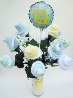 Baby Shower Centerpiece, Baby Boy Gift, Flower Socks Bouquet,Mother to be Gift, Welcome Home Baby Gift, Baby Shower Decoration, Newborn Gift on Etsy, $27.61 AUD