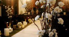 Decoração e Projetos | Fotos de decoração de igreja para casamento