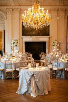 vintage wedding reception decor / http://www.deerpearlflowers.com/top-5-romantic-fairytale-wedding-theme-ideas/4/