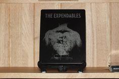 UK Expendables bluray steelbook