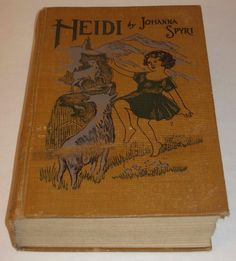 We think this is the Heidi that Mother had.