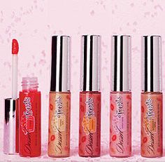 Jessica Simpson Dessert Treats Plumping Lip Candy--I thought this was extinct. I love the taste of these.