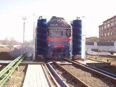 TRAIN WASH C1000 SOA