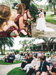 wedding ceremony pictures Mission Inn Resort Legends