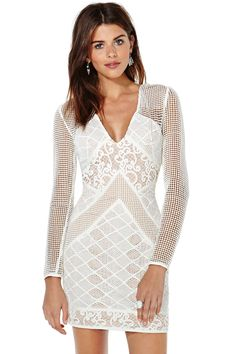 Bless'ed Are The Meek Barbados Dress   Shop Dresses at Nasty Gal