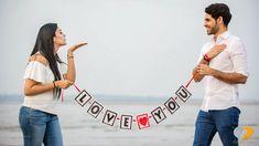 Pre wedding shoot, weddings, pre wedding ideas, love, quirky ideas #ShaadiElephant #preweddingshootideas #weddings Courtesy: Camera Crew