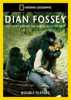 national geographic gorilla images | rent national geographic dian fossey mountain gorillas lost film of ...