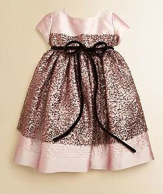 Isabel Garreton Sequin Taffeta Dress