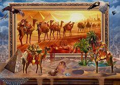 Die Wüste - Zum Leben erwacht 1000
