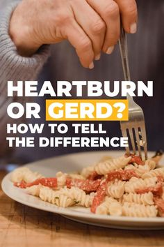 GERD, which stands for gastroesophageal reflux disease, is a common disease that affects 10-20% of the population. GERD is a frequent cause for doctors' visits and prescription medications, but often can go undiagnosed if you doesn't seek adequate care. The good news is this—simple changes to diet and lifestyle can make a big difference in controlling the symptoms and carrying on with normal life. Gastroesophageal Reflux Disease, Medical Prescription, Normal Life, What You Eat, Heartburn, To Tell, Healthy Lifestyle, Healthy Eating, Diet