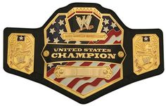 wwe United States Championship Belt Go for the gold and become WWE United States Champion! http://www.comparestoreprices.co.uk/action-figures/wwe-united-states-championship-belt.asp