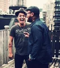 28/02/15 - Bruno and Phil - masterminds of music! x